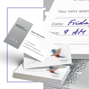 Business Cards Appointment