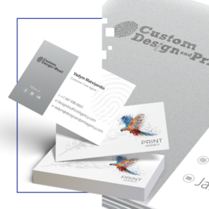 Business Cards Matte both sides